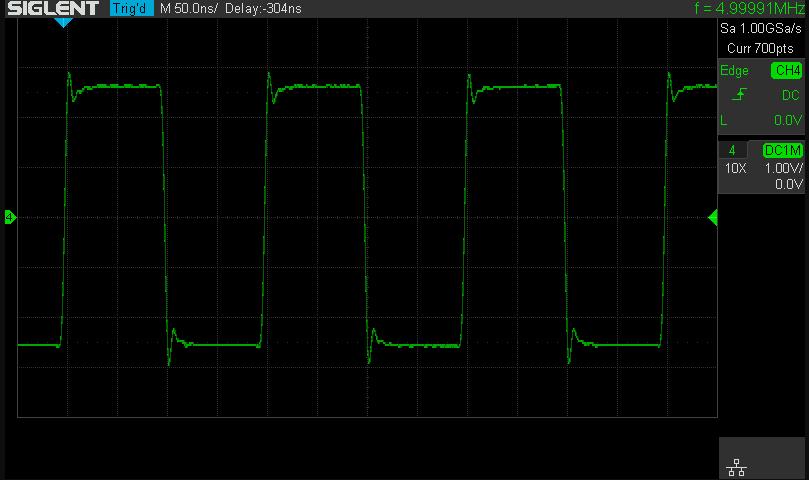 5 MHz square