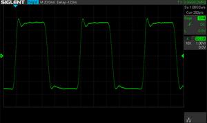 10 MHz square