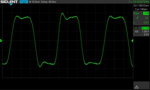 20 MHz square